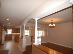 Patio Homes - Dining Room