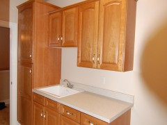 Patio Homes - Cabinets