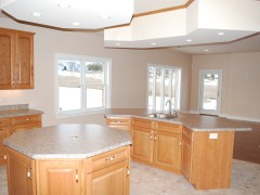Patio Homes - Kitchen