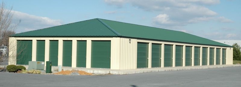 Storage units in South Pointe, Hagerstown